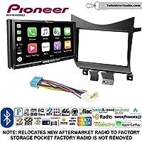 Volunteer Audio Pioneer AVH-W4400NEX Double Din Radio Install Kit with Wireless Apple CarPlay, Android Auto, Bluetooth Fits 2003-2007 Accord