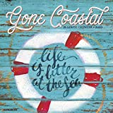 Gone Coastal 2020 Wall Calendar