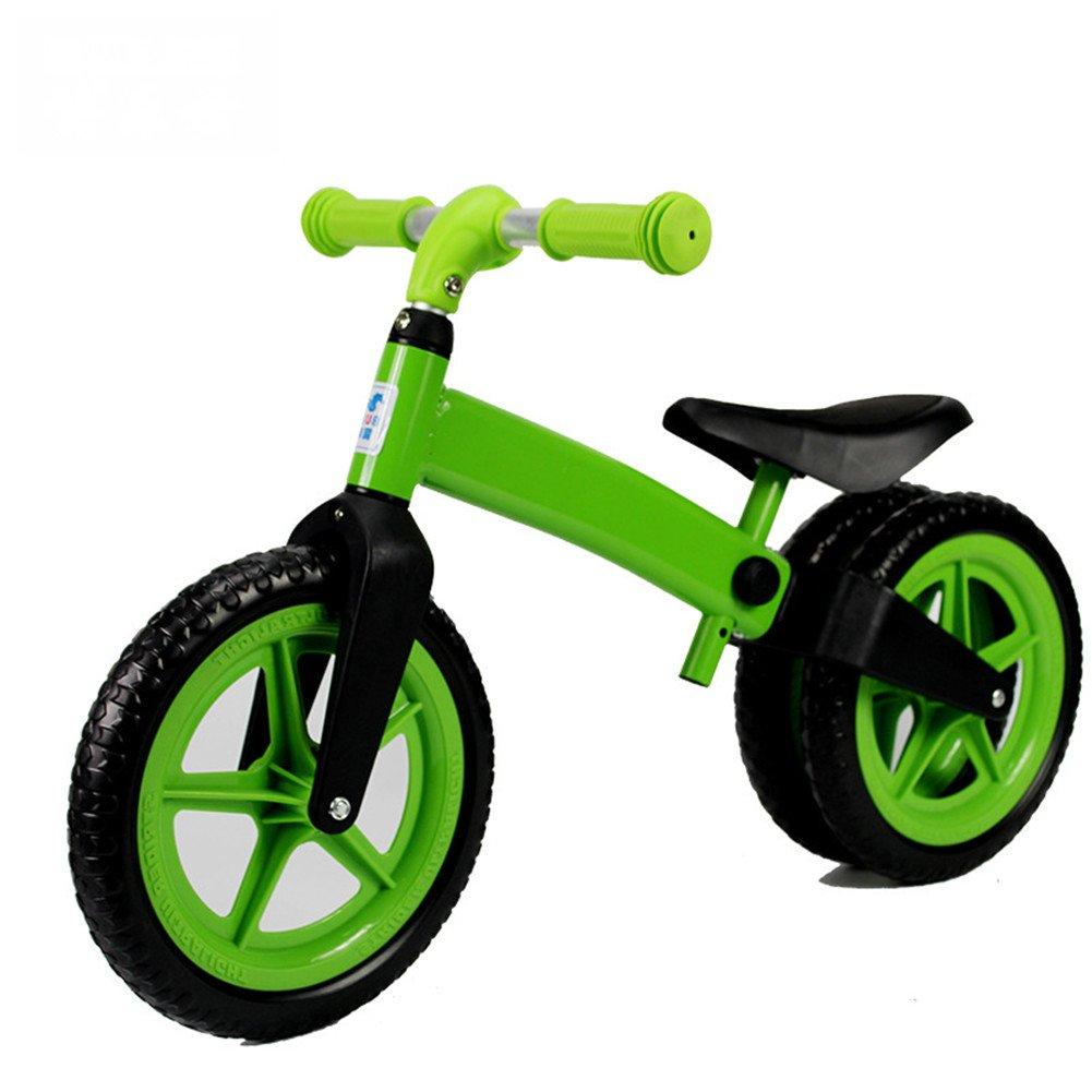 Lvbeis Draisienne Enfant Réglable SiÈGe Vélo sans Pédale pour 3-7 Ans Bicyclette