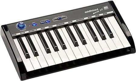 MidiTech MIT-00112 - Controlador MIDI (25 teclas)