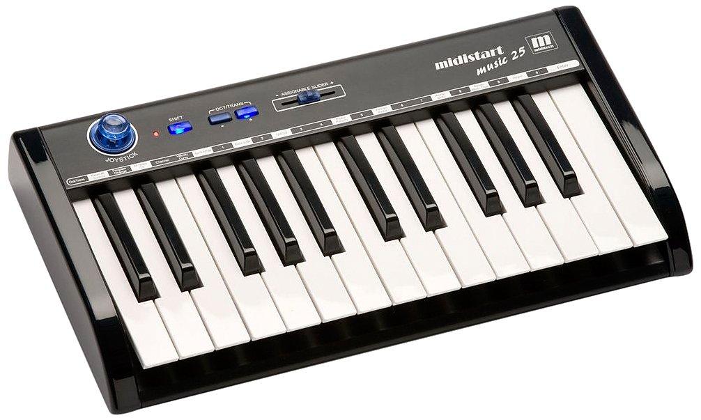 MidiStart Music 25 USB MIDI Keyboard