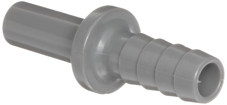 5//16 Stem OD x 5//16 Hose ID Stem John Guest Acetal Copolymer Barbed Tube Fitting Pack of 10