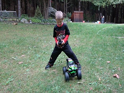 Extreme RC Monster Truck Test Drive