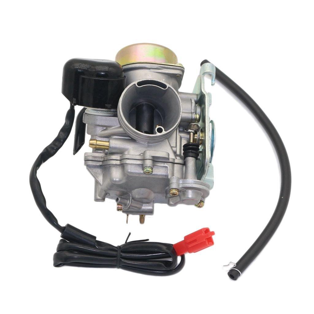 JINGKE Carburetor For Manco Talon 260cc 300cc Linhai Bighorn 260cc 300cc Atv Utv Off Road Carb