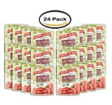 PACK OF 24 - Muir Glen Organic Crushed Tomatoes with Basil 28oz