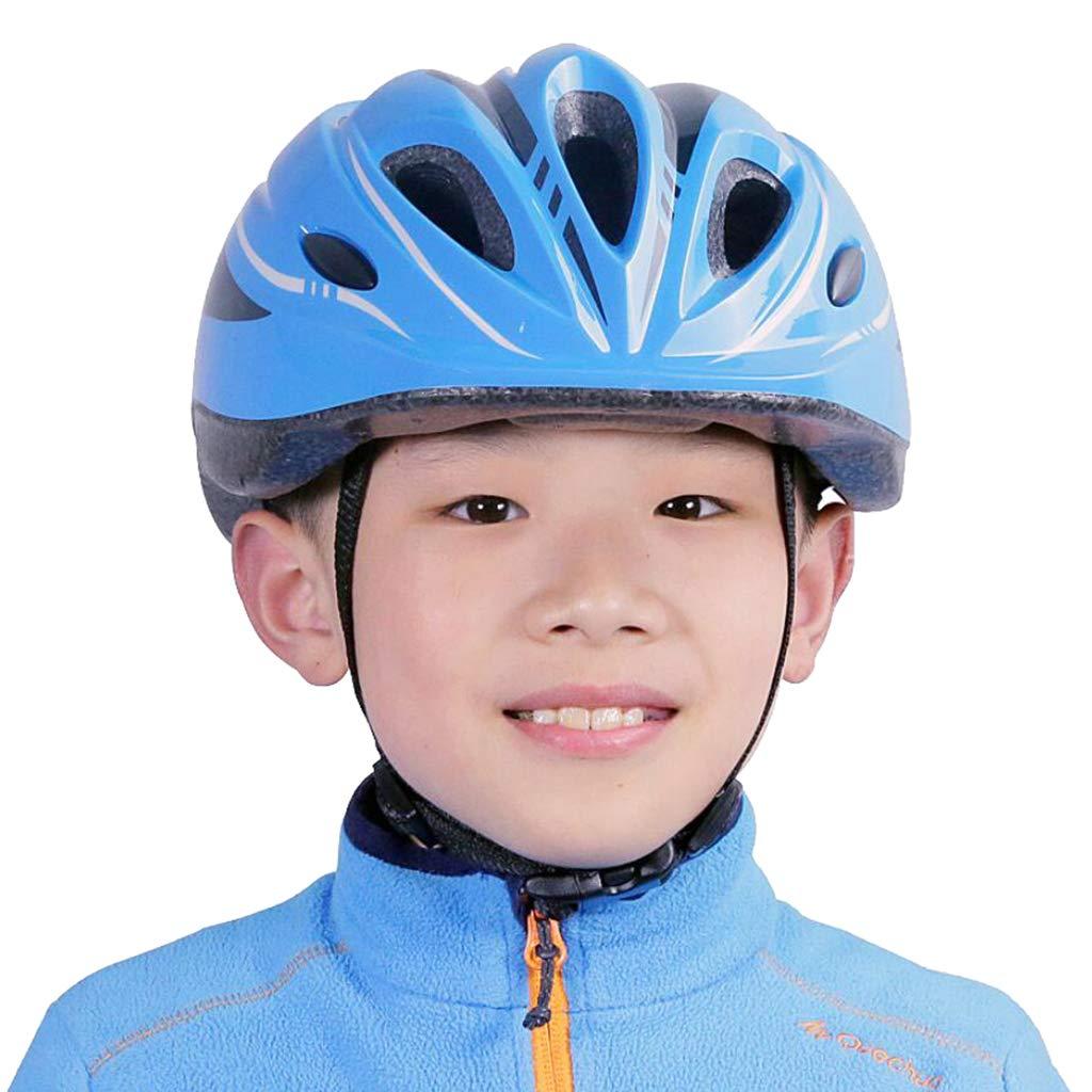 FLAMEER Fahrradhelm Kinderhelm f/ür Radfahren Skateboard