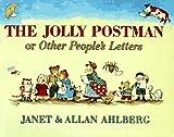 The Jolly Postman, Janet Ahlberg, Allan Ahlberg, 0316020362
