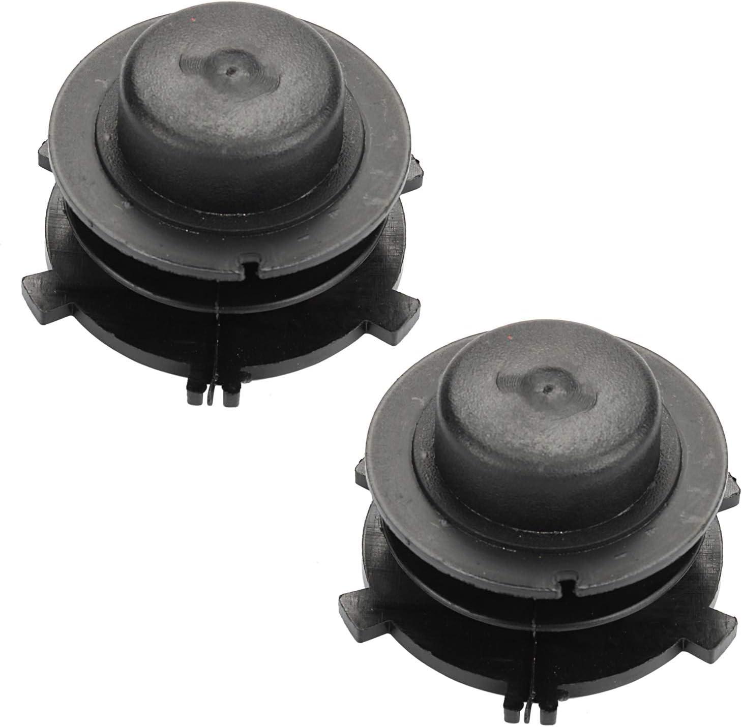 Yermax Trimmer Head Spool for Stihl Autocut 25-2 FS44 FS55 FS80 FS83 FS85 FS90 FS100 FS100RX FS110 FS120 FS130 FS200 FS250 KM55 KM85 KM90 KM110 KM130