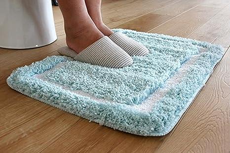 Tappeti Da Bagno Eleganti : Ljf tappeto semplice ed elegante antiscivolo stuoie porta tappetino