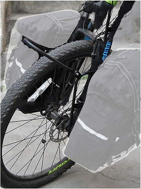 JXS-outdoor Cicloturismo Carrier - Cargas Laterales de Bicicletas ...