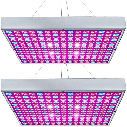 Hytekgro LED 성장 조명 45W 식물 조명 레드 블루 화이트 성장 램프 전구 패널 실내 식물 묘목 채소와 꽃 / Hytekgro LED 성장 조명 45W 식물 조명 레드 블루 화이트 성장 램프 전구 패널 실내 식물 묘목 채소와 꽃