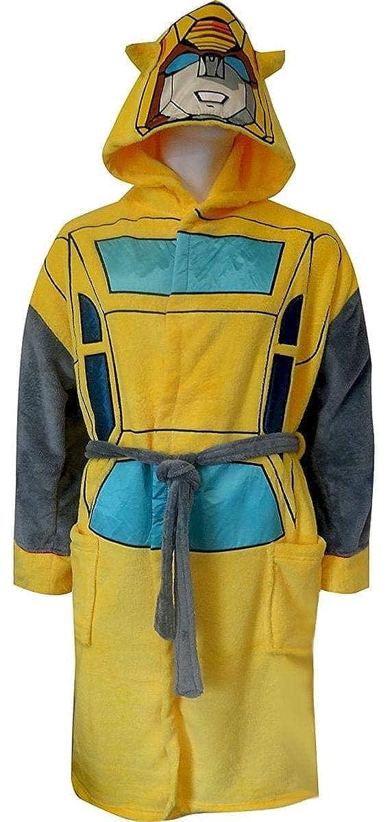 Amazon.com  Transformers Bumblebee Adult Costume Robe  Clothing 5d78e068e