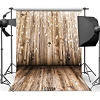 SJOLOON 10x10ft Vinyl Photography Backdrops Nostalgia Wood Floor Children Baby Photography Background Gallery Backdrops JLT-10359