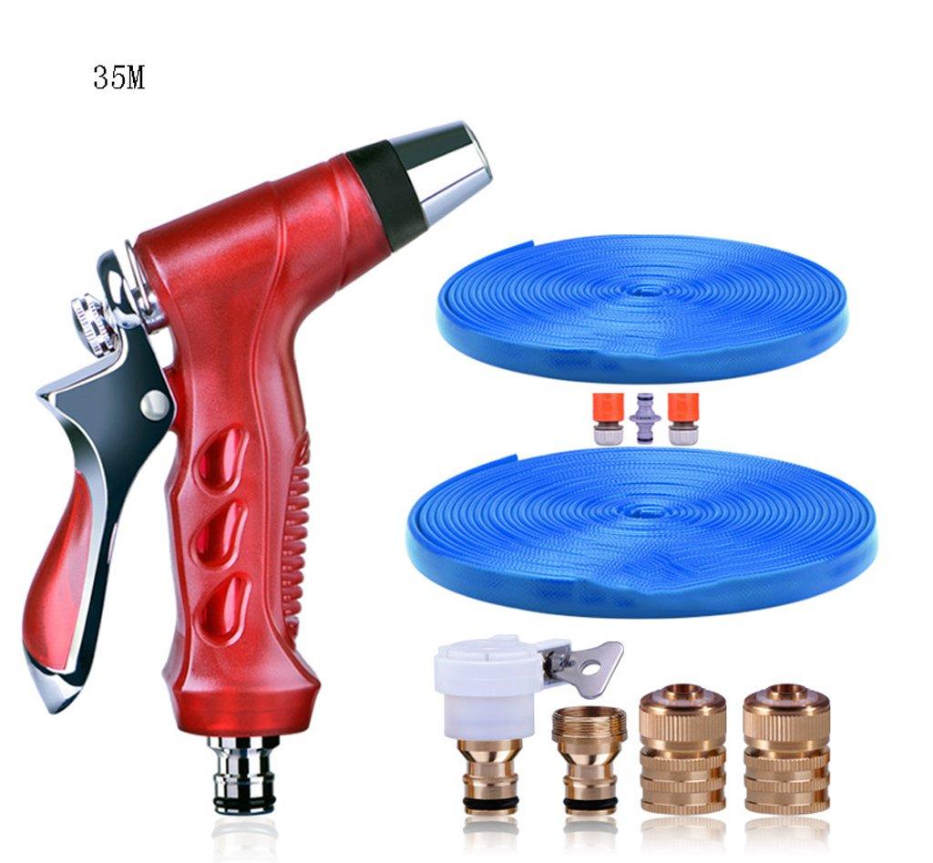 SHI XIANG SHOP Hochdruck-Metall-Waschanlage Wasserpistole A+ ( größe : 35 meters )
