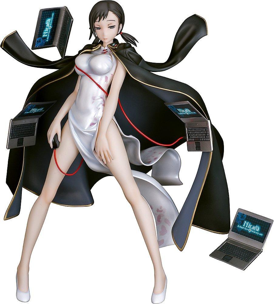 Promoción por tiempo limitado Phat Shin Megami Tensei: Devil Survivor 2: Fumi Kanno 1: 8 Escala PVC Figura