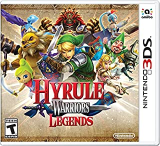 Hyrule Warriors: Legends - Nintendo 3DS (B00ZS15FVA)   Amazon price tracker / tracking, Amazon price history charts, Amazon price watches, Amazon price drop alerts