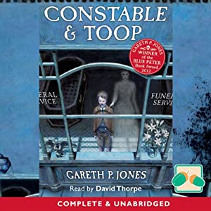 Constable & Toop Hörbuch