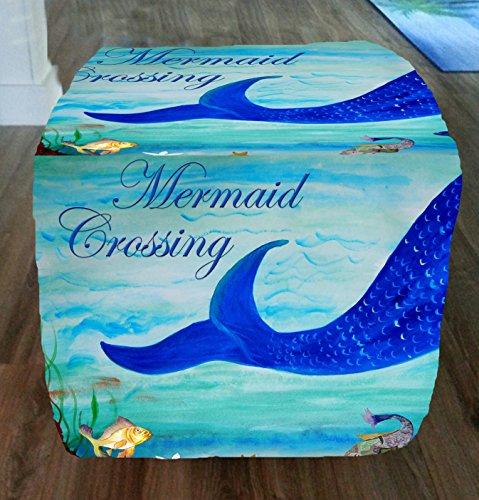 Mermaid-Crossing-Ottoman-From-My-Art