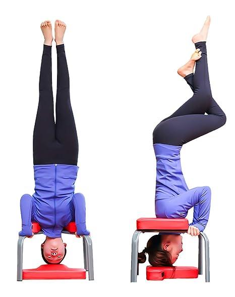 WNZL Banco de reposapiés de Yoga - Soporte Silla de Yoga ...