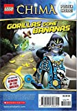 LEGO - Legends of Chima - Beware of the Wolves and Gorillas Gone Bananas - Includes poster