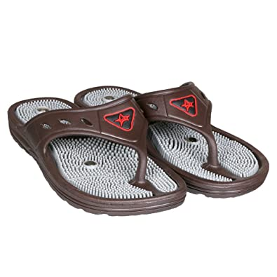 04a2e9f1573a Unistar Men s Other Pain Relief Acupressure Slipper  Buy Online at Low  Prices in India - Amazon.in