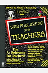 Web Publishing for Teachers Paperback