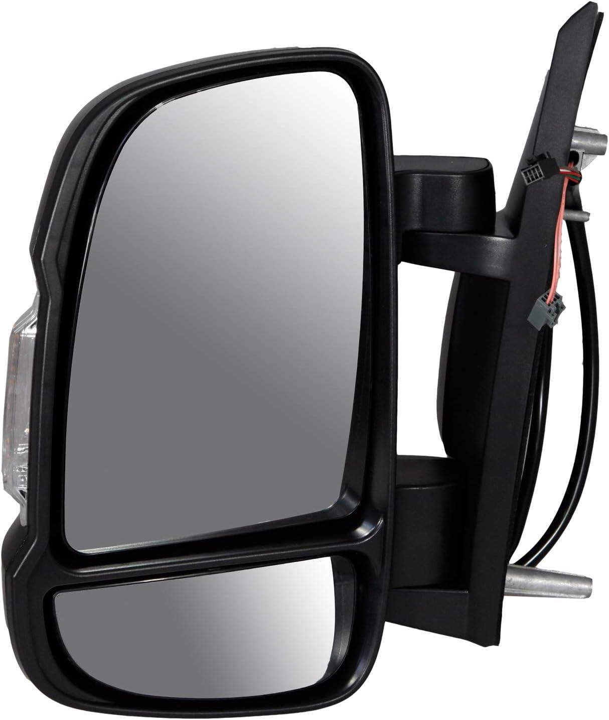 Außenspiegel für CITROEN JUMPER FIAT DUCATO PEUGEOT BOXER links 735620699
