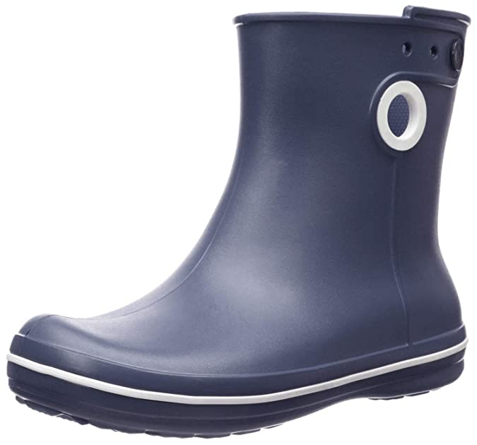 Crocs JAUNT SHORTY BOOT W BLACK Schwarz Schuhe Gummistiefel