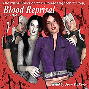 Blood Reprisal Audiobook