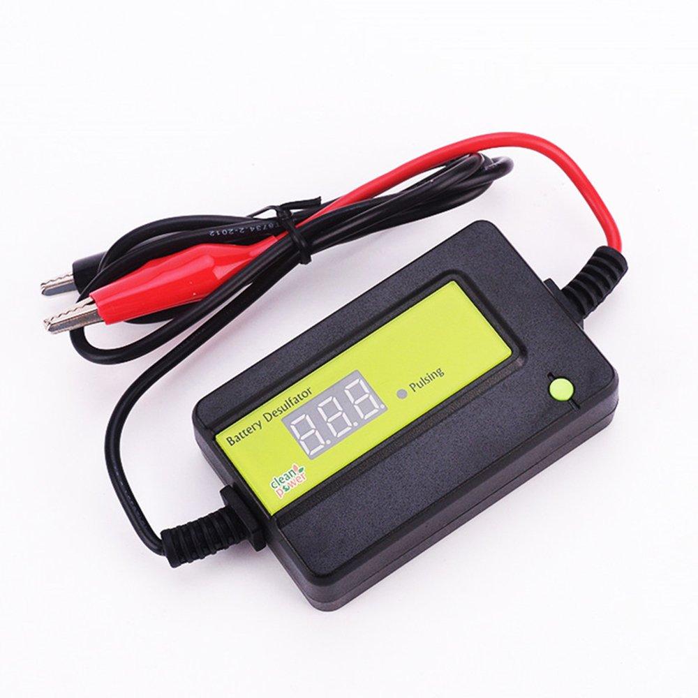 Auto Pulse Desulfator de batterie pour des batteries Plomb-Acide 4A max batterie Régénérateur