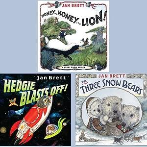 Jan Brett Trio Audiobook