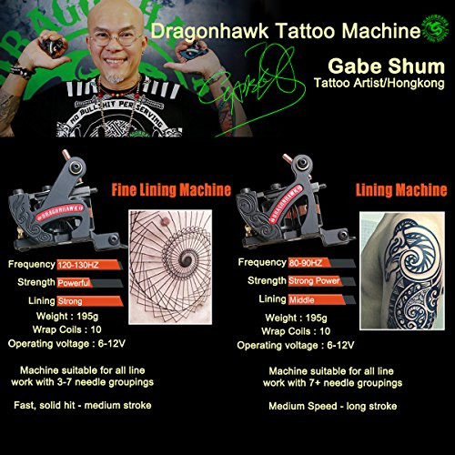 Buy tattoo guns for sale