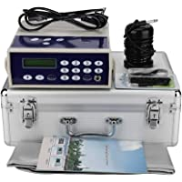 Ionic Foot Bath System, Body Ion Array Footbath Spa Cleanse Waist Belt Detoxiation Machine with Travel Case