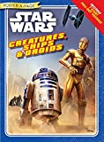 Star Wars Creatures, Ships & Droids Poster-A-Page (Star Wars: Poster-a-Page)