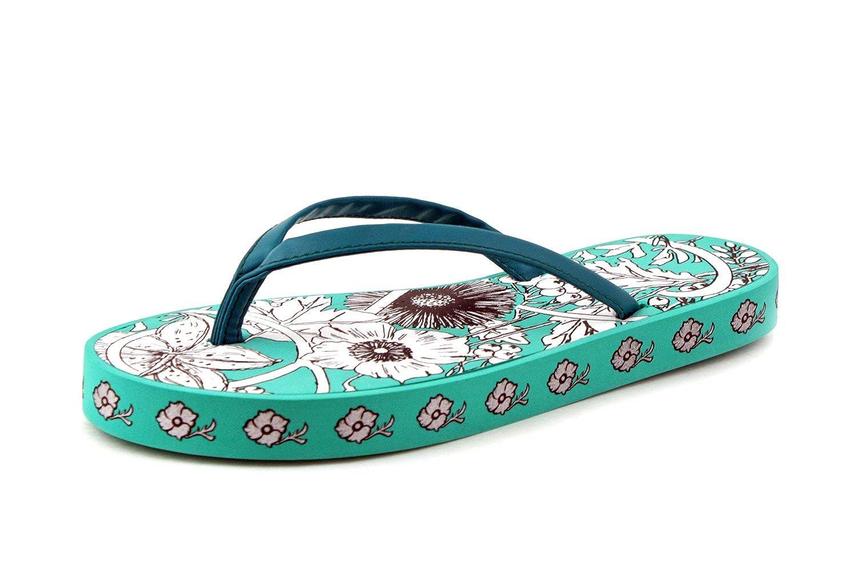 Luckers Girls Seaside Flowers Flip Flops Sandals