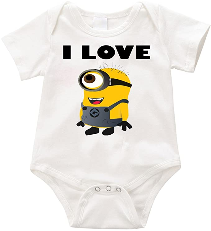 Top 15 Best Minions Clothing for Toddlers Reviews in 2019 9