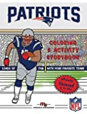 New England Patriots Coloring & Activity Storybook