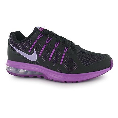 Nike Air Max Dynasty da allenamento da donna nero/lilla fitness ginnastica,  Black/