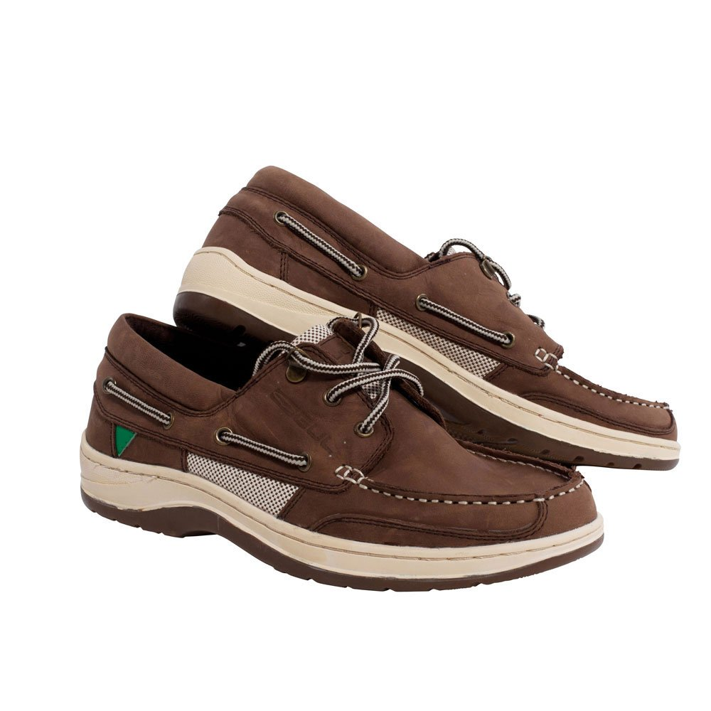 GUL Falmouth Leather Deck schuhe in TAN DS1002