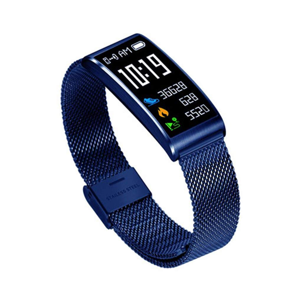 Amazon.com: Fitness Tracker IP68 Waterproof Smart Fitness ...