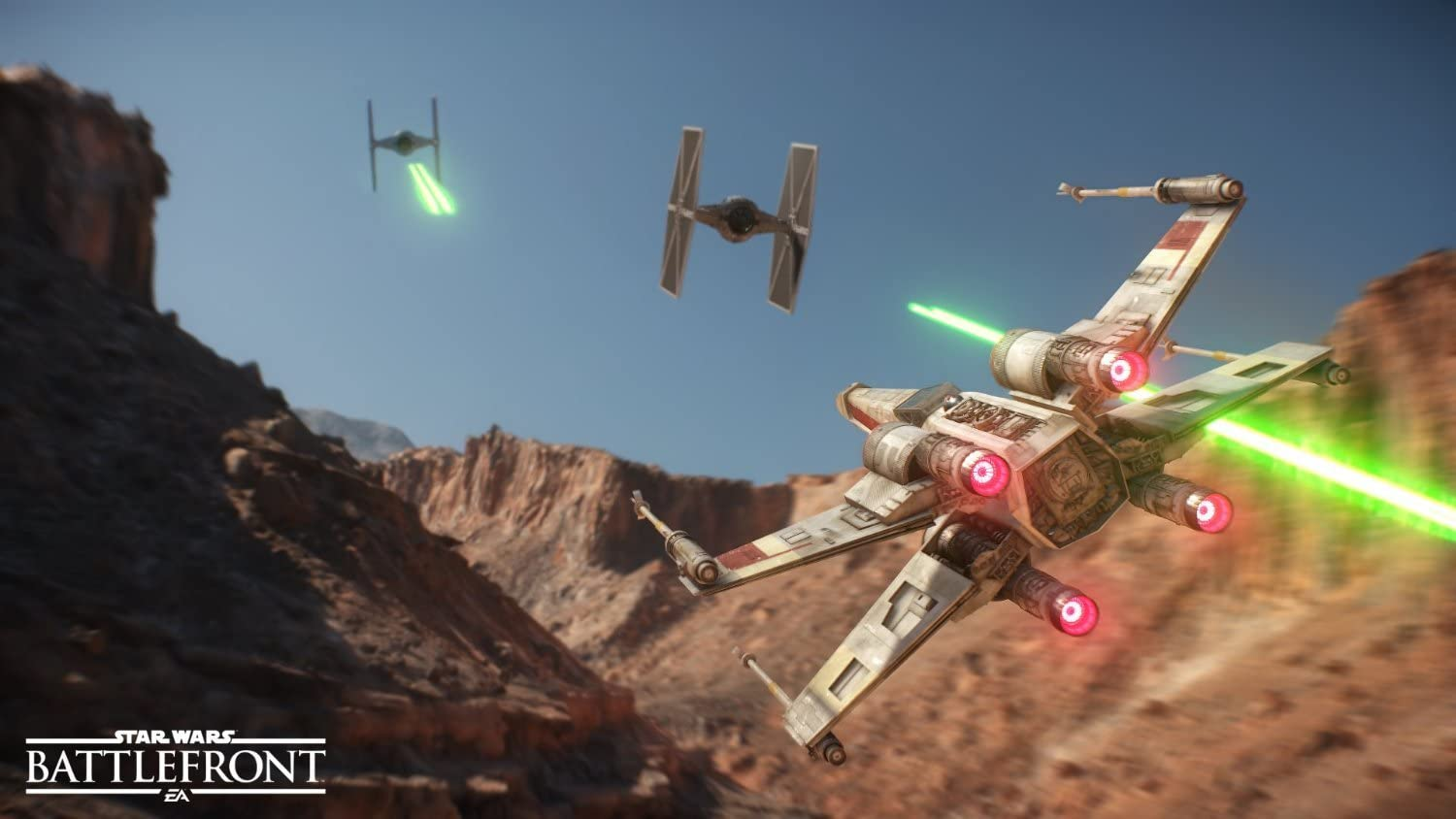 e star wars battlefront beta