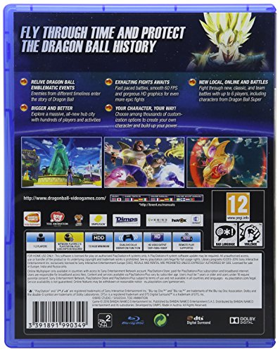 Dragon Ball: Xenoverse 2 - Deluxe Edition /PS4: Amazon in