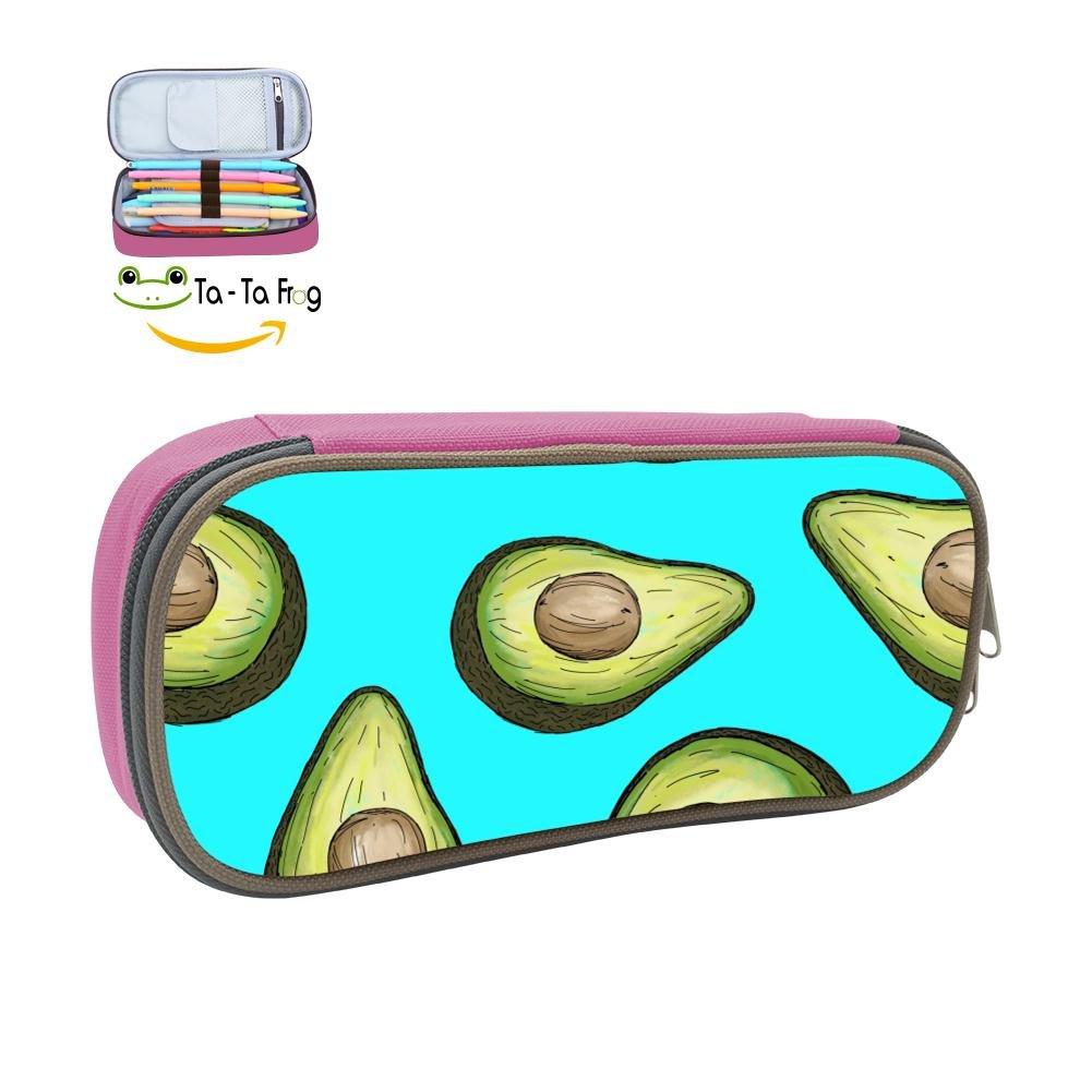 Amazon.com: Avocado Estuche de lápiz bolígrafo bolsa de ...