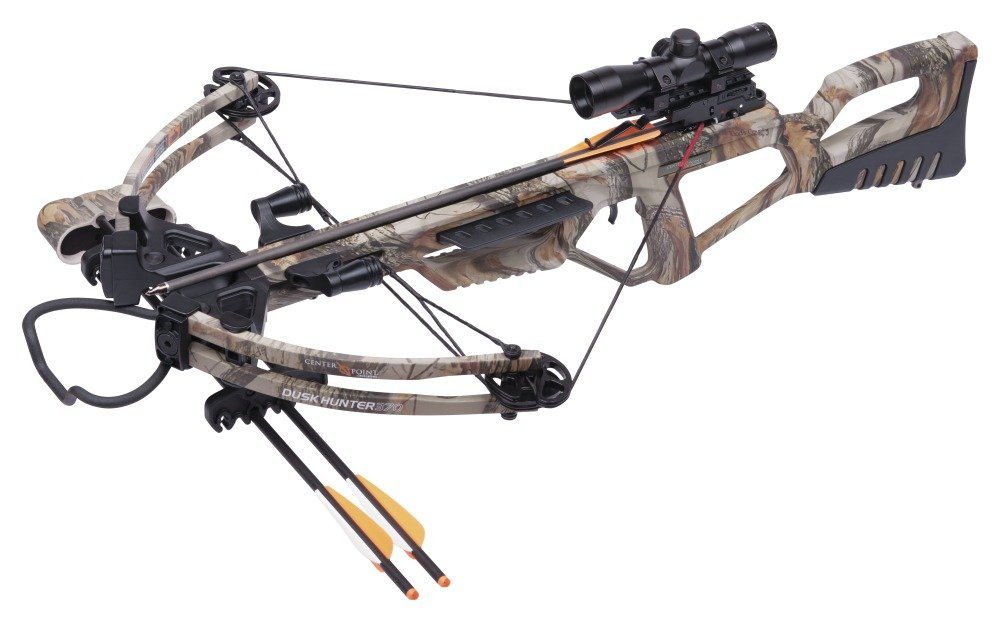 CenterPoint Dusk Hunter 370- Crossbow Package