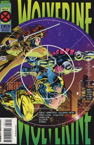Wolverine (1988) #87-Dlx ()