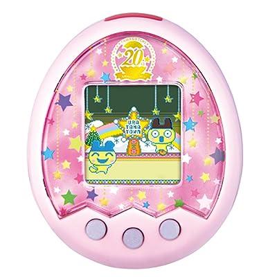 Bandai Tamagotchi Mix 20th Anniversary Mix ver. - Royal Pink: Toys & Games