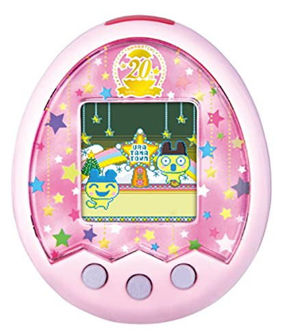 amazon com tamagotchi mix 20th anniversary mix ver royal pink