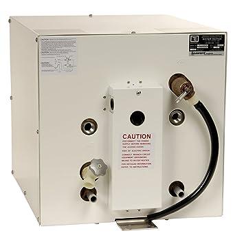 Ballena Marino f1100 W Seaward 11 galllon caliente calentador de agua con intercambiador de calor frontal