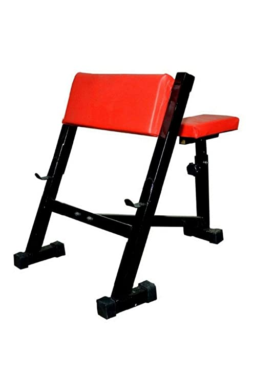 Excellent Spanco Preacher Curl Arm Exercise Bench Holding Capacity Pdpeps Interior Chair Design Pdpepsorg