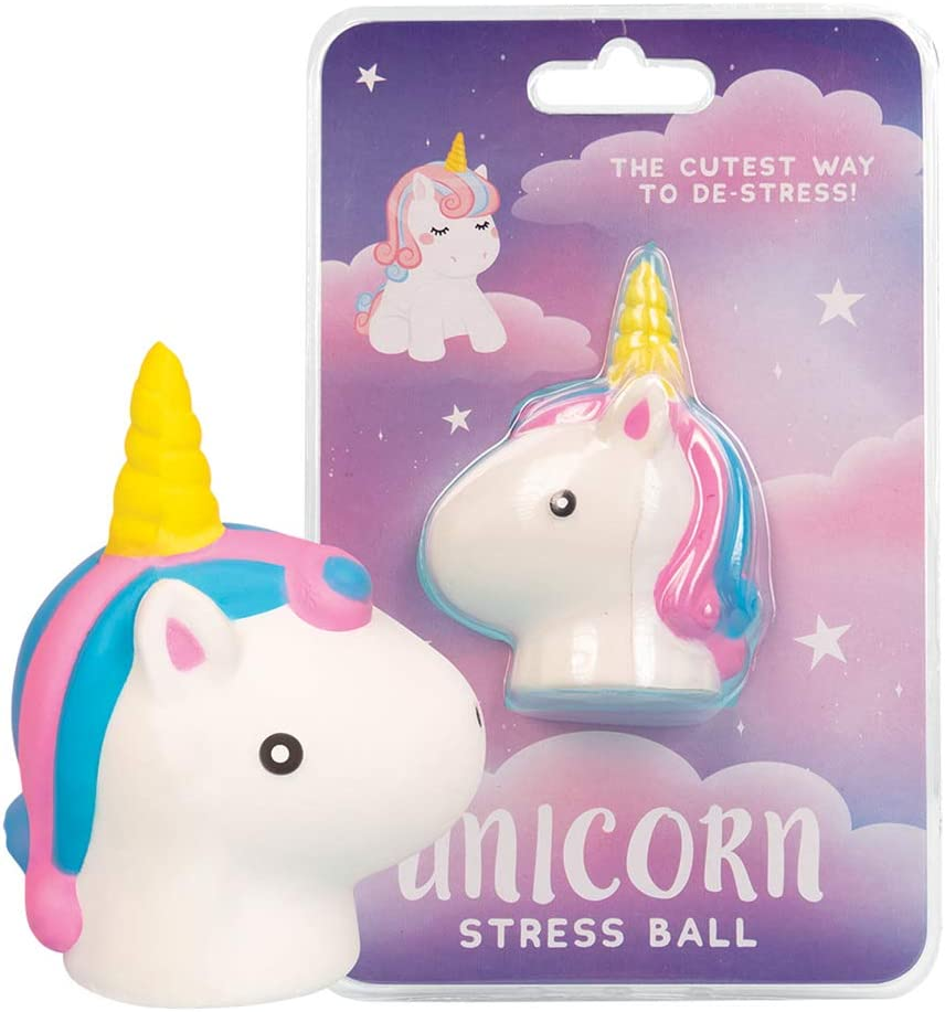 iscream Fizz Creations - Pelota de estrés con Unicornio mágico ...